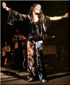 Janis at Woodstock