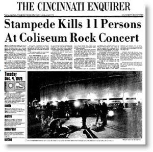 The Who Cincinnati - 1979