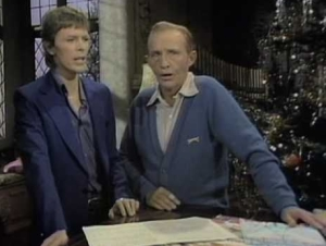 Bing Crosby & David Bowie
