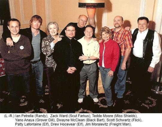 Cast Reunion