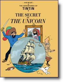 Tin Tin - The Secret of the Unicorn